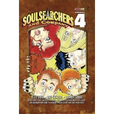 SOULSEARCHERS AND COMPANY OMNIBUS TP VOL 04