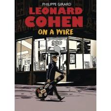 LEONARD COHEN ON A WIRE HC (C: 0-1-1)