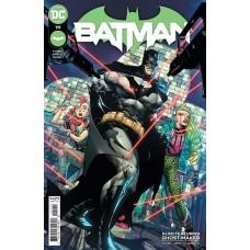 DF BATMAN #111 TYNION SGN (C: 0-1-2)