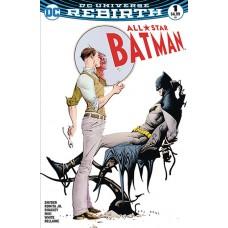 DF ALL STAR BATMAN #1 ROMITA SGN EXC (C: 0-1-2)