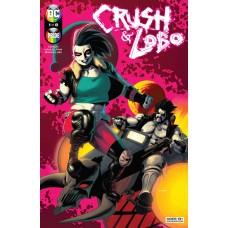 DF CRUSH & LOBO #1 CGC GRADED (C: 0-1-2)