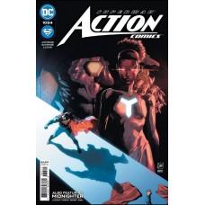 DF ACTION COMICS #1034 JOHNSON SGN (C: 0-1-2)