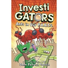 INVESTIGATORS GN VOL 04 ANTS IN OUR PANTS (C: 1-1-0)