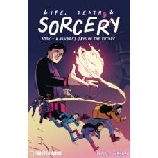 LIFE DEATH AND SORCERY TP VOL 01