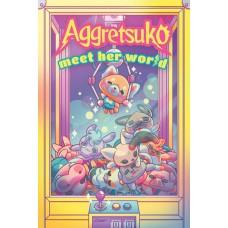AGGRESTUKO MEET HER WORLD HC
