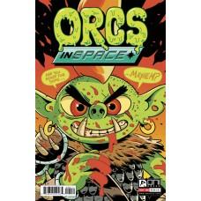 ORCS IN SPACE #4 CVR A VIGNEAULT