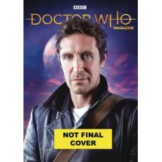 DOCTOR WHO MAGAZINE #568 (C: 0-1-1)