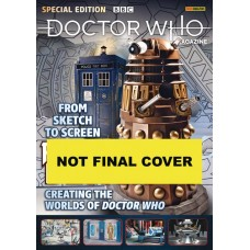 DOCTOR WHO MAGAZINE SPECIAL #58 (C: 0-1-1)