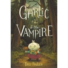 GARLIC & THE VAMPIRE HC GN (C: 0-1-0)