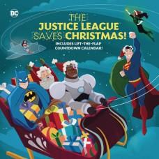 JUSTICE LEAGUE SAVES CHRISTMAS HC (C: 1-1-0)
