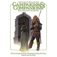 CAMPAIGNS & COMPANIONS COMPELETE ROLE PLAYING FOR PETS TP (C