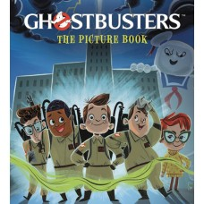GHOSTBUSTERS A PARANORMAL PICTURE BOOK (C: 0-1-0)