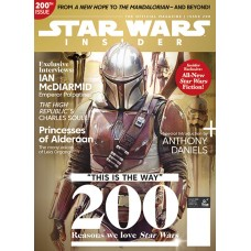 STAR WARS INSIDER #200 COLLECTOR PACK