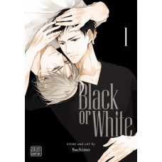 BLACK OR WHITE GN VOL 01 (MR) (C: 0-1-2)