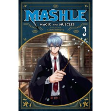 MASHLE MAGIC & MUSCLES GN VOL 02 (C: 0-1-2)