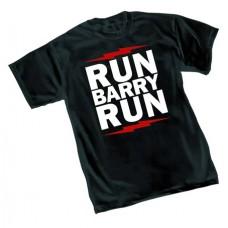 FLASH RUN BARRY RUN T/S MED (C: 1-1-2)