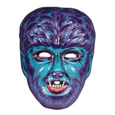 UNIVERSAL MONSTERS BLUE WOLF MAN MONSTERS MASK (Net) (C: 1-1