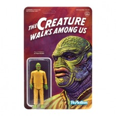 UNIVERSAL MONSTERS THE CREATURE WALKS AMONG US REACTION FIG