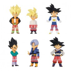 DBZ WORLD COLLECTIBLE EXTRA COSTUME 12PC BMB FIG ASST (C: 1-