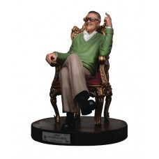 STAN LEE MC-030 THE KING OF CAMEOS MASTER CRAFT STATUE (Net)