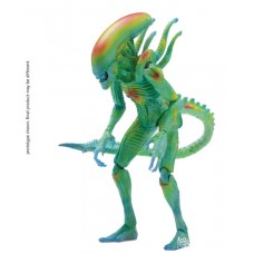 AVP THERMAL VISION ALIEN WARRIOR PX 1/18 SCALE FIG (C: 1-1-2