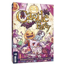 CASTLE PARTY BOARD GAME (C: 0-1-2)