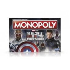 MONOPOLY FALCON & WINTER SOLDIER ED GAME CS (Net) (C: 1-1-2)