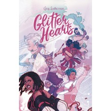 GLITTER HEARTS RPG SOURCEBOOK HC (C: 0-1-2)