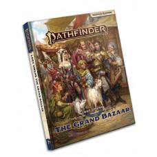 PATHFINDER LOST OMENS GRAND BAZAAR HC (P2) (C: 0-1-2)