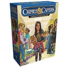 CRIMES & CAPERS HIGH SCHOOL HIJINKS BOARD GAME (C: 0-1-2)