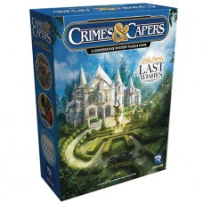CRIMES & CAPERS LADY LEONAS LAST WISHES BOARD GAME (C: 0-1-2