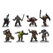 D&D ICONS REALMS ORC WARBAND MINIS (C: 0-1-2)