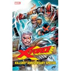 X-FORCE KILLSHOT ANNIVERSARY SPECIAL #1 LIEFELD VARIANT