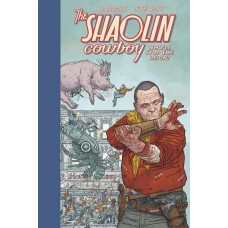 SHAOLIN COWBOY HC WHOLL STOP THE REIGN