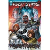 FIRST STRIKE #1 CVR A WILLIAMS II