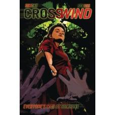CROSSWIND #3 CVR A STAGGS (MR)