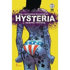 DIVIDED STATES OF HYSTERIA #3 (MR)