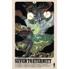 SEVEN TO ETERNITY #9 CVR B MOORE