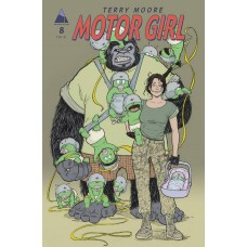 MOTOR GIRL #8