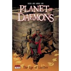 PLANET OF DAEMONS #3 (OF 4) (MR)
