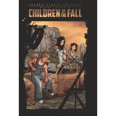 CHILDREN OF THE FALL GN (MR)