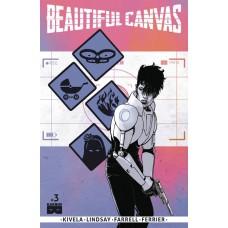 BEAUTIFUL CANVAS #3 (MR)