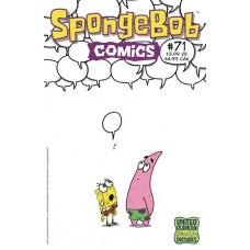 SPONGEBOB COMICS #71
