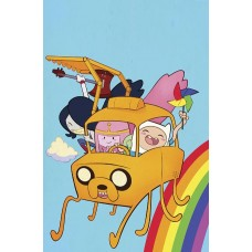 ADVENTURE TIME #67 SUBSCRIPTIONS GALLOWAY VARIANT