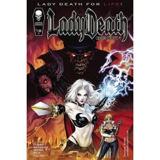 LADY DEATH MERCILESS ONSLAUGHT #1 STANDARD CVR (MR)