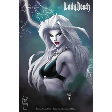 LADY DEATH MERCILESS ONSLAUGHT #1 TURNER PREMIUM FOIL CVR (M
