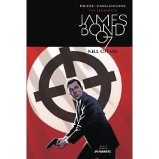 JAMES BOND KILL CHAIN #2 (OF 6) CVR A SMALLWOOD