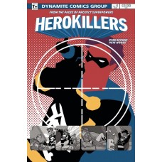 PROJECT SUPERPOWERS HERO KILLERS #4 CVR A WOODS