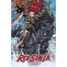 RED SONJA #8 CVR C MEYERS