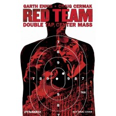 GARTH ENNIS RED TEAM TP VOL 02 DOUBLE TAP (MR)